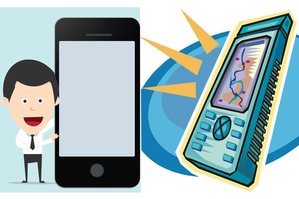 GPSschnitzeljagd per Smartphone