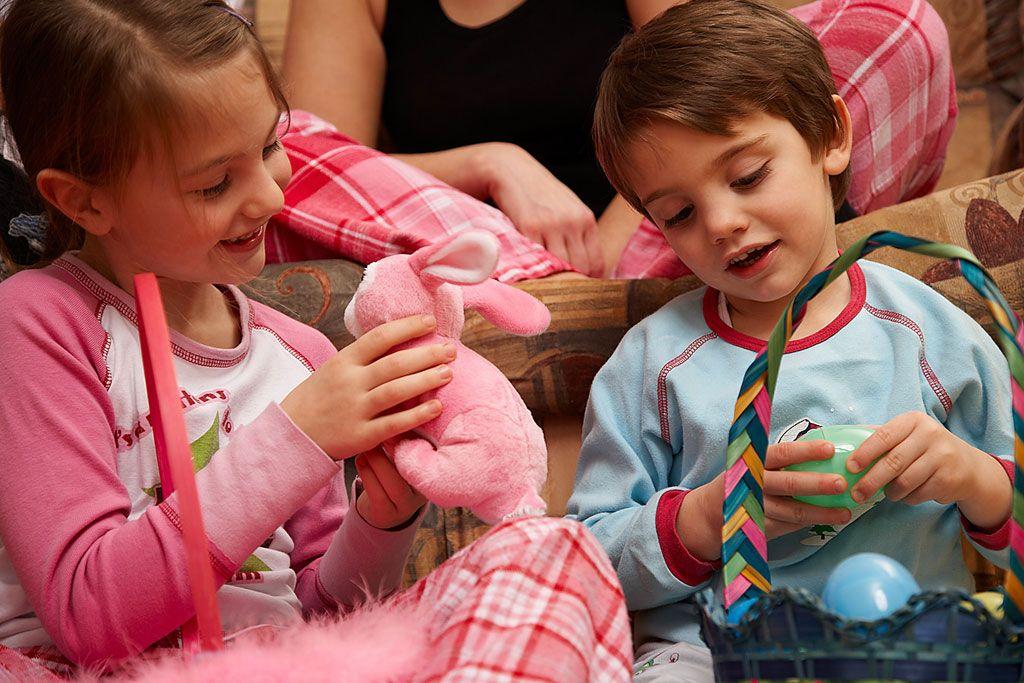 kindergeburtstag zu ostern