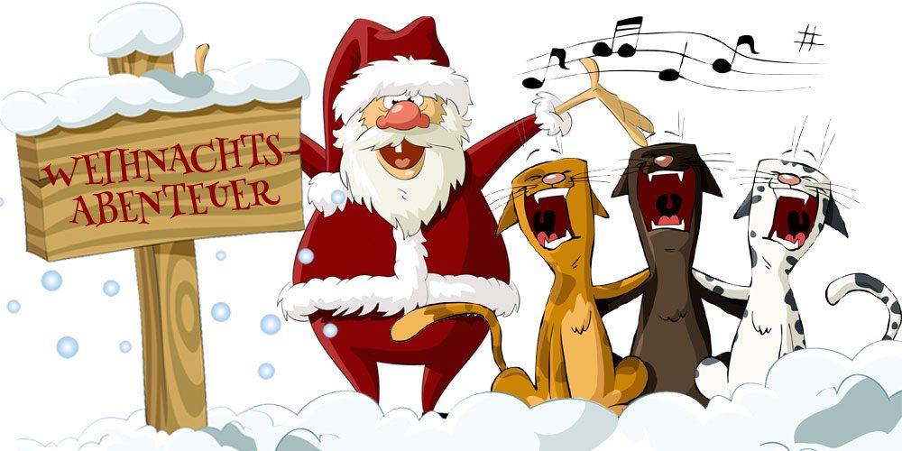 weihnachts schatzsuche per handy für kinder