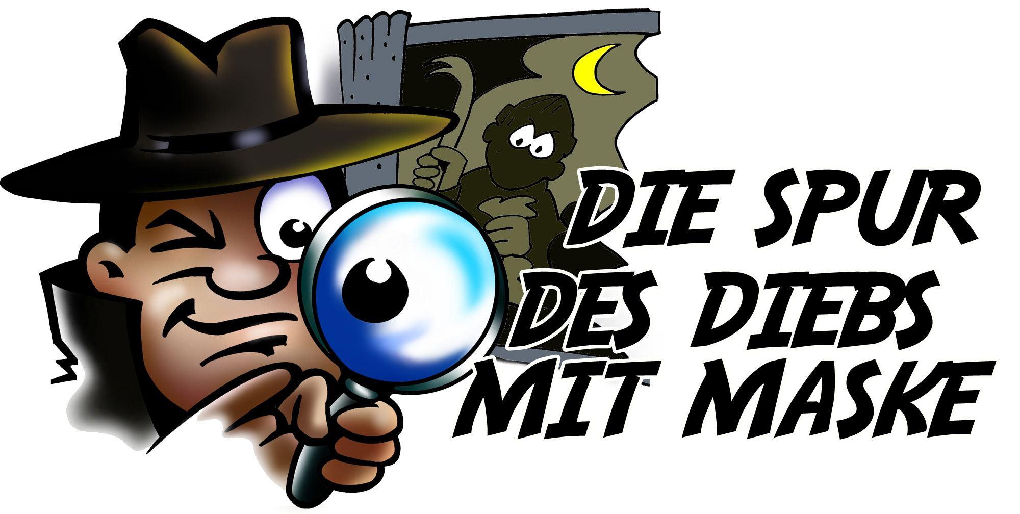 neue gps kinderspiele schnitzeljagd mit Motto Detektiv und Dieb